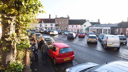 Framlingham is set to get free public wifi as part of the Digital Town Project. Photo:Gregg Brown.
