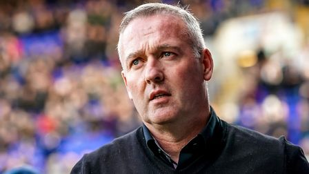 Town manager Paul Lambert will speak to the media this afternoon. Picture: Steve Waller www.st