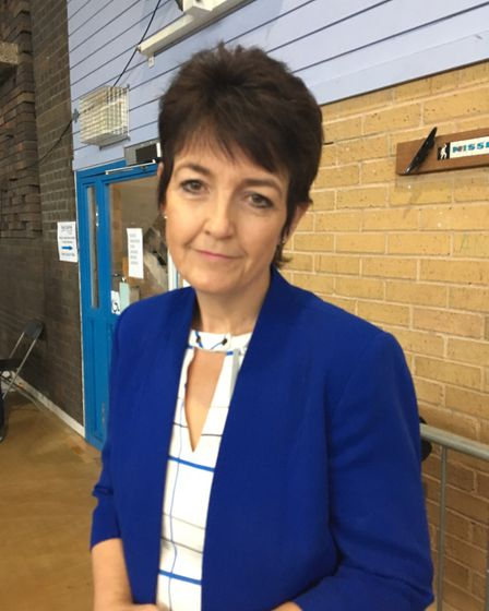 """Bury St Edmunds MP Jo Churchill said the result felt """"bittersweet"""" as she commented on Conservative"""