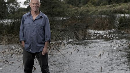 Jeremy Wade's new series, Dark Waters, begins on Animal Planet, on April 28. Picture: Martin Hartley