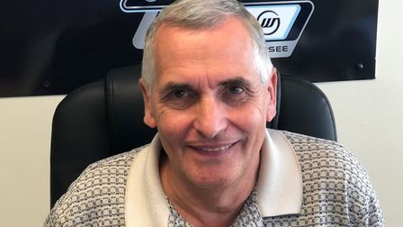 Andy Smith, managing director of Ultimotive Ltd.
