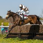 Steeles Terrace and Richard Collinson racing to a win at Higham. Picture: GRAHAM BISHOP PHOTOGRAPHY