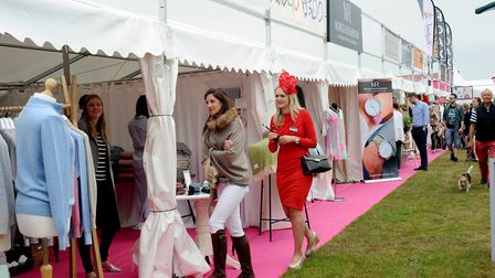 Suffolk Show visitors can browse a range of unique, local fashion labels on Fifth Avenue Picture: S