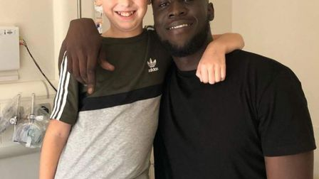 Micky Bennett and Stormzy on Instagram Picture: INSTAGRAM