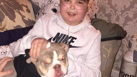 Micky Bennett was diagnosed with the rare form of leukaemia in 2018. Picture: LISA HICKS