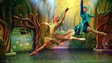 Golilocks and the Three Bears by Northern Ballet one of a number of family-friendly shows staged at
