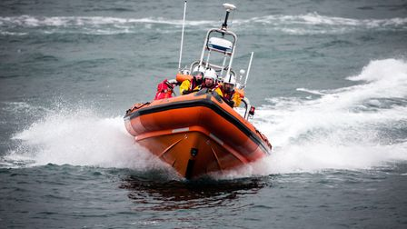 The RNLI has warned of the dangers of sea swimming and how to stay safe this spring. Picture: NATHAN