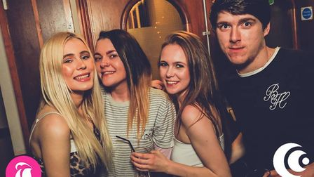 Were you partying in Carbon on Saturday, April 20? Photo: LICKLIST