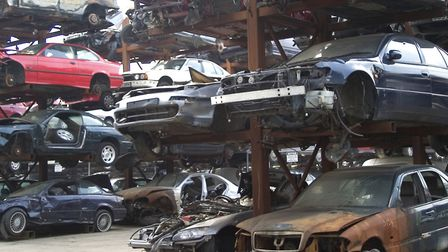 What is an insurance write off and what does the term mean? PICTURE: PA