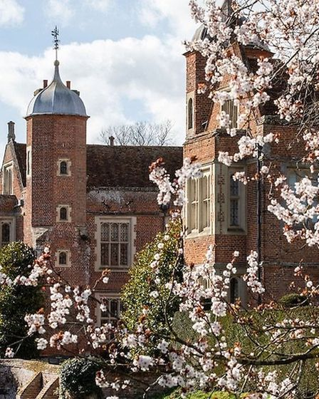 Kentwell Hall's Eastertide event runs from Good Friday to Easter Monday Picture: KENTWELL HALL