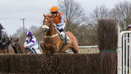 One Fine Morning and Charlie Clover have already won twice at Higham this season. Picture: GRAHAM BI