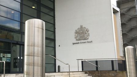 Colchester man Evol Haughton deliberately drove at A12 service station worker, Ipswich Crown Court