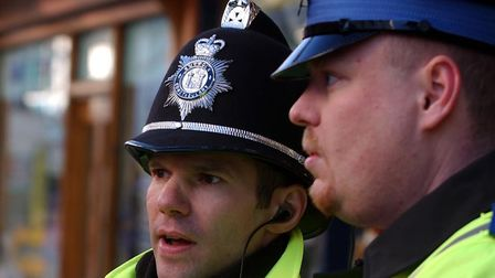 Police are investigating an attack on a man in Colchester Picture: SIMON PARKER