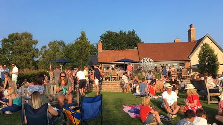 The Beer, Cider and Gin Festival returns to The Turks Head on the first May Bank Holiday of 2019 P