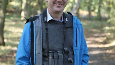 Paul Forecast, the National Trust's regional director for the East of England