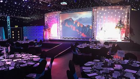 The event will take place at the Willow Suite at Greshams in Ipswich Picture: GRESHAMS