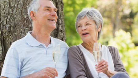 Not all pensioners have a champagne lifestyle. Picture: Getty Images/iStockphoto