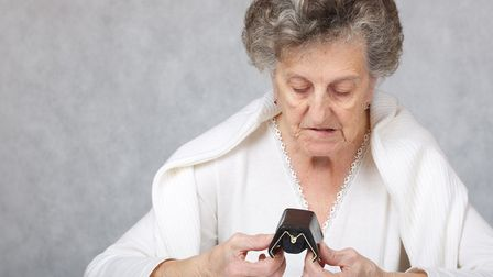 It can't be assumed older people have an easy life. Picture: Getty Images/iStockphotos