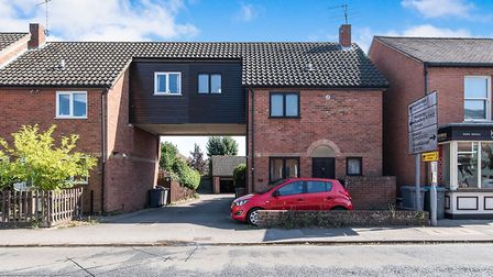 This home in The Street, Melton, is on the market for £270,000. Picture: WILLIAM H BROWN
