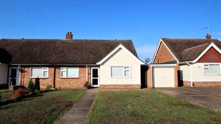 This property in Rye Close, Ipswich, is currently available. Picture: Marks & Mann