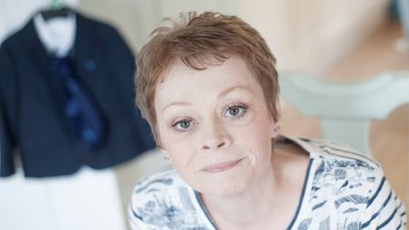 Toni died in 2017, six months after she was diagnosed with cancer Picture: ALWYN NASH