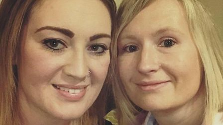 Emma and wife Jo had been approached by a salesman impersonating an E.on worker in Harwich. Picture: