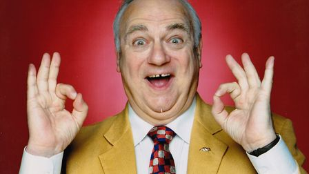 Comedian Roy Hudd will be hosting Theatre Royal Bury St Edmunds 200th anniversary event