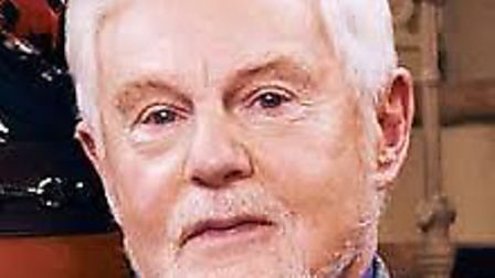 Sir Derek Jacobi who will be staging a fund-raising evening as part of the Theatre Royal Bury St Edm