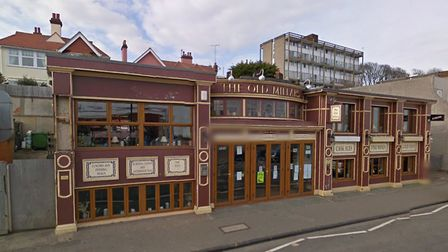 The Old Millars, Felixstowe, has now been replaced by Fish Dish restaurant. Photo: Google.