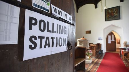 Voters will head to their nearest polling stations to cast their votes in the 2019 Suffolk local ele