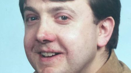 Paul Bates, of Great Cornard, who died of a heart attack in 2005 aged 39.