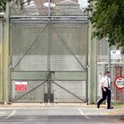 Highpoint Prison in Suffolk has seen a rise in assaults in recent years Photo: MATTHEW USHER