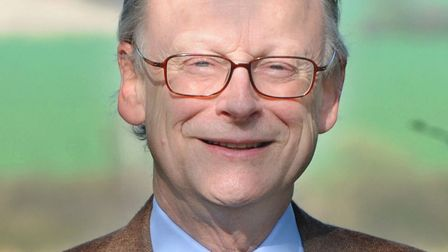 Lord Deben of Debenham, who chairs the Committee on Climate Change