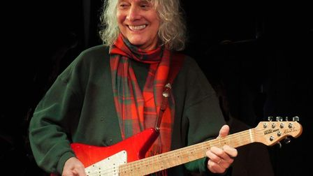 Albert Lee is celebrating his 75th birthday with a gig at The Apex in Bury St Edmunds