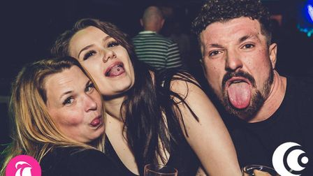 Were you partying in Carbon on Saturday, May 4th? Photo: LICKLIST