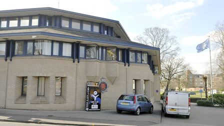 A man lost his fingertips while in a Colchester police station, misconduct hearing told. Picture: AR