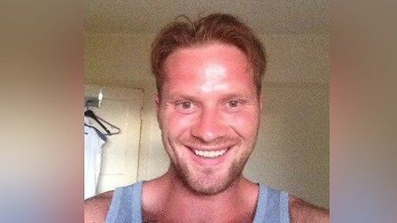 Murdoch Brown, 31, died from stab wounds in Colchester last night despite the efforts of paramedicts