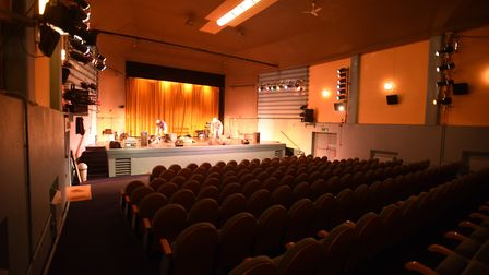 The Regal Theatre is having a million-pound revamp to get two new screens. Picture: GREGG BROWN