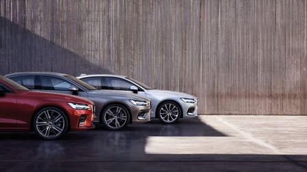 Guests willl have a chance to experience the brand-new Volvo range