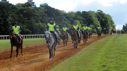 Opponents of the scheme say it would generate extra traffic that would pose a threat to horses and r
