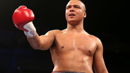Fabio Wardley is now 7-0 as a pro, with six straight KOs. Picture: PA SPORT