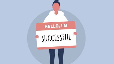 Why are we so reluctant to call ourselves successful? PICTURE: Getty Images/iStockphoto