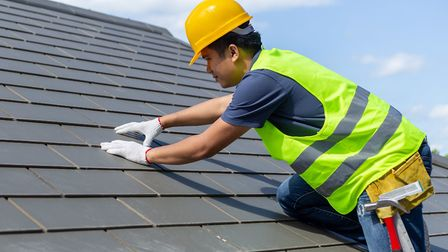 Suffolk school children are getting the chance to be a roofer for the day. Picture: GETTY IMAGES