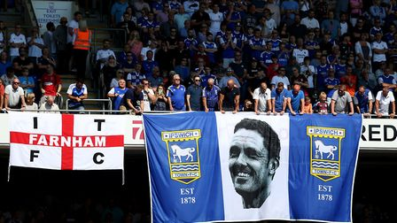 Paul Hurst's appointment was welcomed by a large number of Ipswich Town fans. Photo: PA