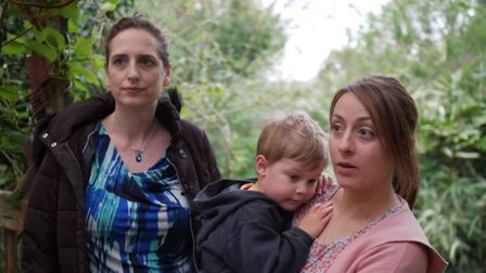 Parents Heather Chandler and Lavinia Musolino are pulling their children out of SATs exams Picture: