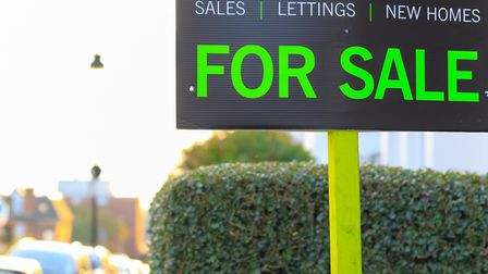 Latest figures show Suffolk's first-time buyers have it harder than ever Picture: GETTY IMAGES/iSTOC
