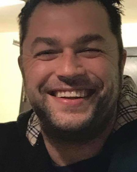 David Jones, 39, of Southminster, Essex, who was killed when his car was hit by a BMW being driven b
