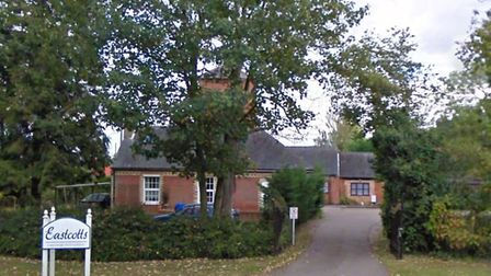 Eastcotts Nursing Home in Calford Green, near Haverhill in Suffolk, is rated 'inadequate' by the CQC