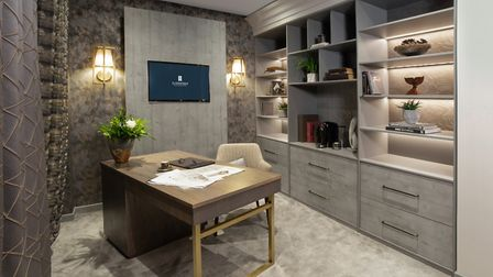 Sliderobes offers storage solutions for all kinds of unusual spaces