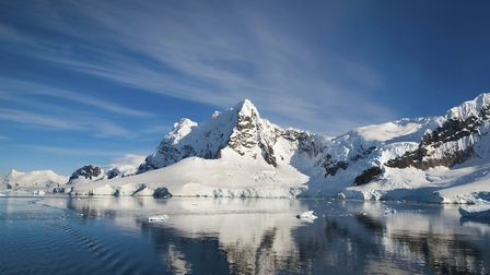 The cruise did make it to Paradise Bay, Antarctica Picture: GETTY/ISTOCKPHOTO